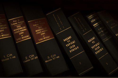 gerechtsboeken